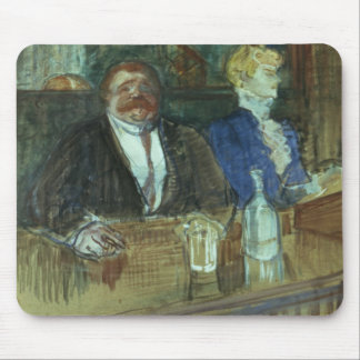 In the Bar: The Fat Proprietor Mouse Pad
