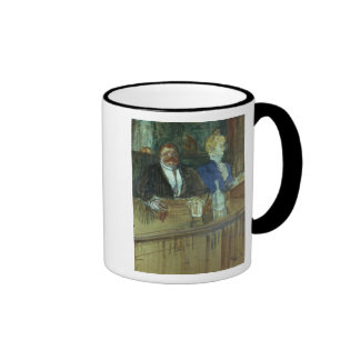 In the Bar: The Fat Proprietor Ringer Mug