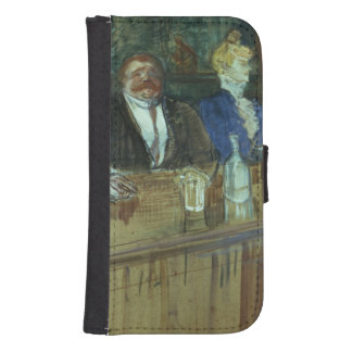 In the Bar: The Fat Proprietor Samsung S4 Wallet Case