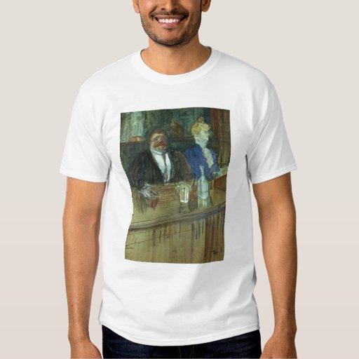 In the Bar: The Fat Proprietor T-Shirt