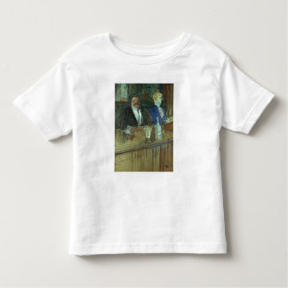 In the Bar: The Fat Proprietor Toddler T-shirt