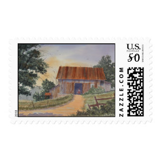 In the Barn Postage
