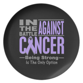 In the Battle Against General Cancer Plate