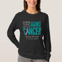 In the Battle Against Hereditary Breast Cancer T-Shirt