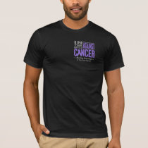 In the Battle Against Hodgkins Lymphoma T-Shirt