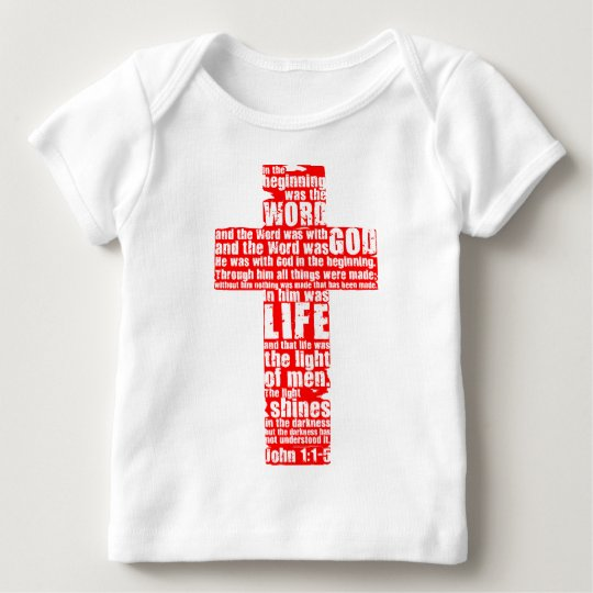 In The Beginning... Baby T-Shirt