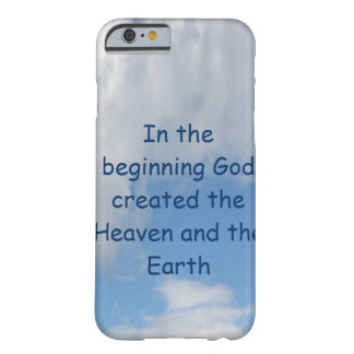 In the beginning iPhone 6 Case