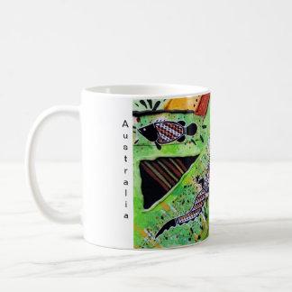 In the Billabong Coffee Mug