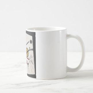 In the Black Square Coffee Mug