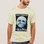 In The Blue Moon Theater Poster T-Shirt