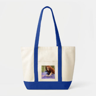 In the Bluebells Tote Bags