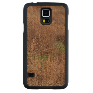 in the bushes carved® cherry galaxy s5 slim case