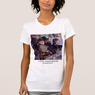 In The Café: Cabaret By Reichshoffen Tee Shirt