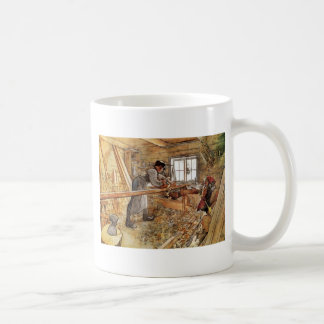 In the Capenter Shop Coffee Mug
