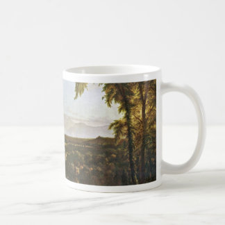 In The Catskills By Cole Thomas (Best Quality) Classic White Coffee Mug