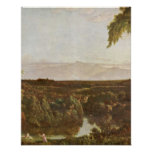 In the Catskills by Thomas Cole Posters