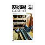 In the Chicken Coop Postage Stamps
