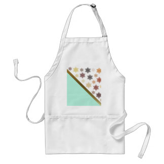 In the Christmas Night Adult Apron