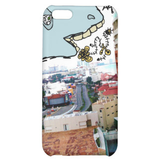 In the city iphone case case for iPhone 5C