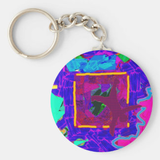 In The City Keychain