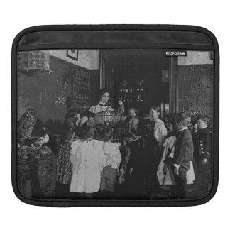 In the Classroom double-sided iPad Sleeve