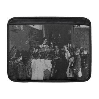 In the Classroom double-sided MacBook Sleeve