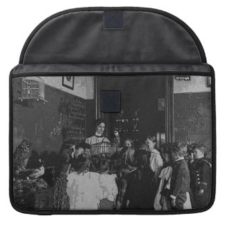 In the Classroom double-sided Sleeve For MacBook Pro