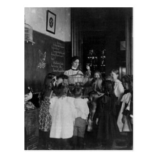 In the Classroom Postcard