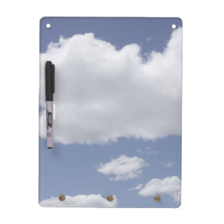 In the Clouds Dry Erase Board