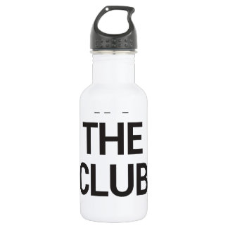 IN THE CLUB STAINLESS STEEL WATER BOTTLE