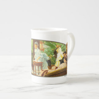 In The Conservatory - Bone China Cup Tea Cup