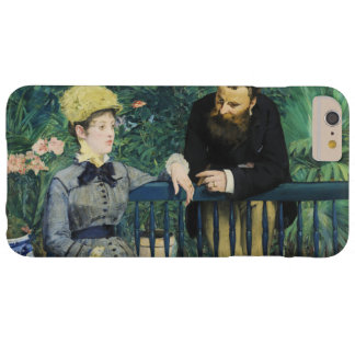In the Conservatory by Edouard Manet in 1879 Barely There iPhone 6 Plus Case