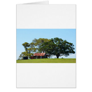 In the country cards