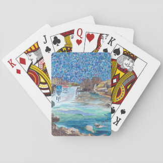 In the Cove Poker Cards