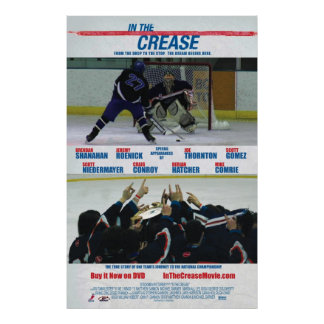 IN THE CREASE OFFICIAL MOVIE POSTER