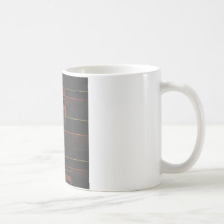 In the current six thresholds by Paul Klee Coffee Mug