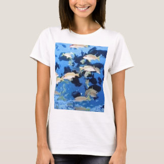 in the deep blue sea... T-Shirt