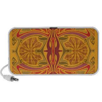 In the desert Art Nouveau MP3 speaker