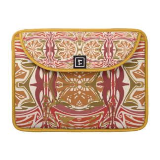 In the desert Art Nouveau Sleeve For MacBooks