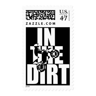 In the Dirt Postage