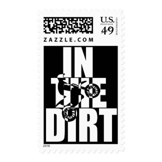In the Dirt Stamps