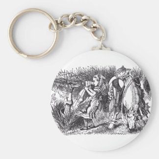 In the Ditch Keychain