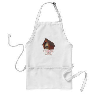 In The Dog House AGAIN! Adult Apron