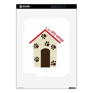 In The Dog House Skins For The iPad 2