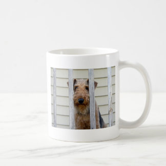 """In the Doghouse"" Coffee Mugs"