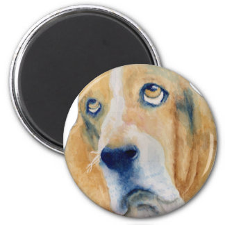 in the doghouse now 2 inch round magnet
