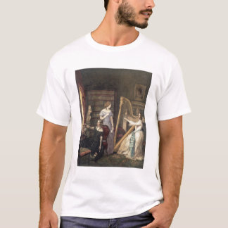 In the Drawing Room (w/c on paper) T-Shirt