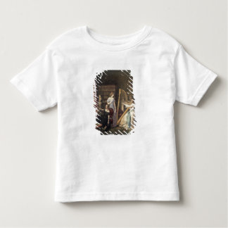 In the Drawing Room (w/c on paper) Toddler T-shirt