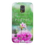 In the end... galaxy s5 case