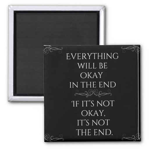 In the End Magnet